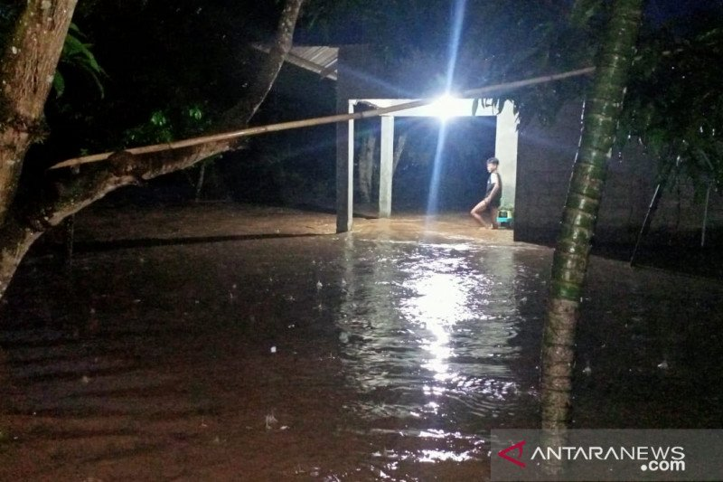 Kawasan Tomilito-Gorontalo Utara kembali diterjang banjir