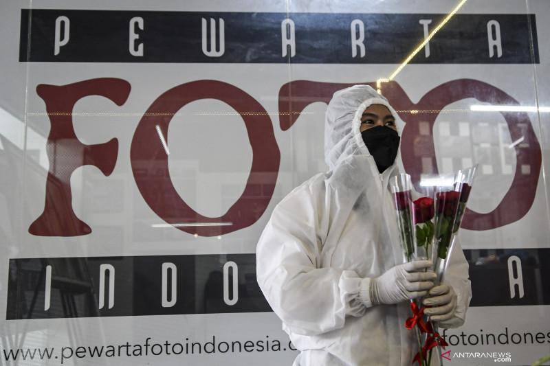 Pewarta Foto Indonesia gelar tes usap antigen COVID-19 gratis