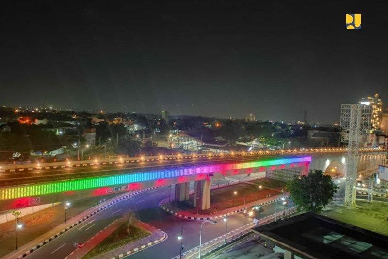 Menteri PUPR berharap flyover Purwosari urai kemacetan di Kota Solo