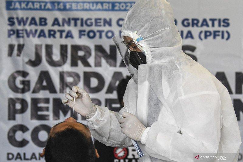 Pemerintah prioritaskan pedagang hingga wartawan vaksinasi COVID-19
