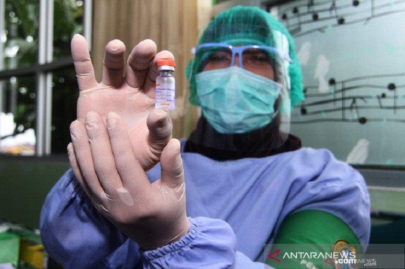 CDC: Usai vaksin tak perlu isolasi diri meski terpapar pasien COVID-19