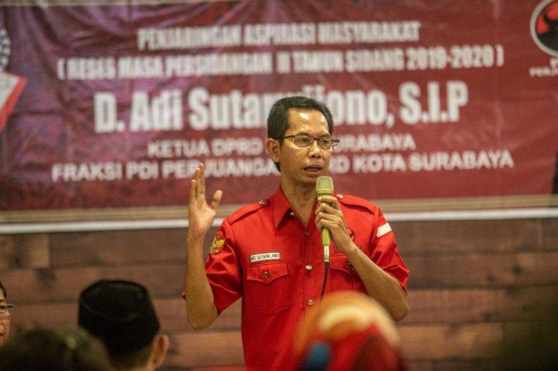 PDI Perjuangan siap terima putusan MK terkait gugatan Pilkada Surabaya