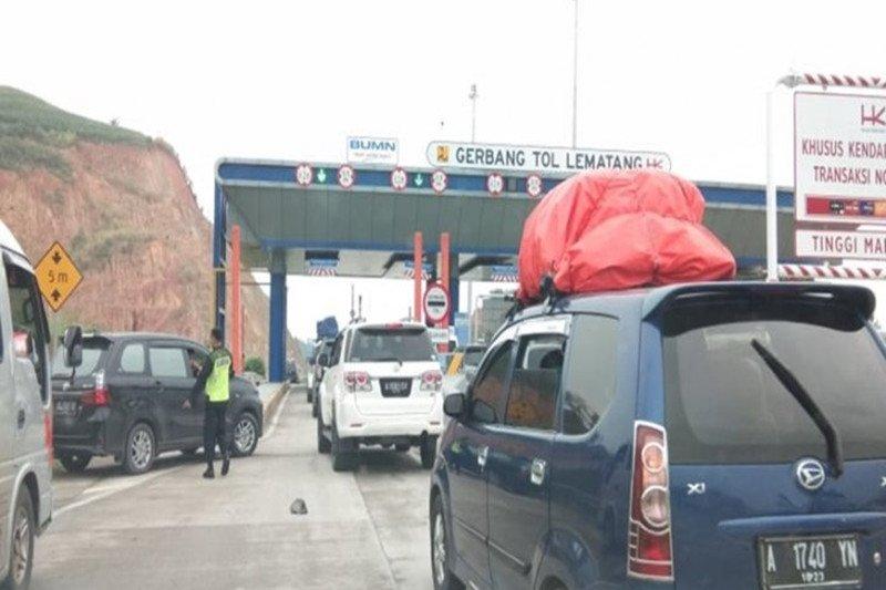 Hutama Karya beri klarifikasi terkait denda di Tol Trans Sumatera