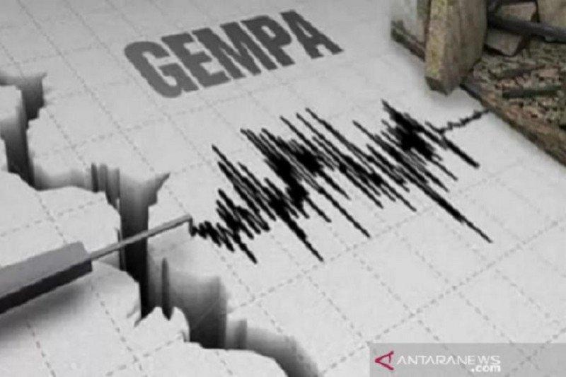 Gempa Magnitudo 5,5 guncang Kabupaten Jayapura