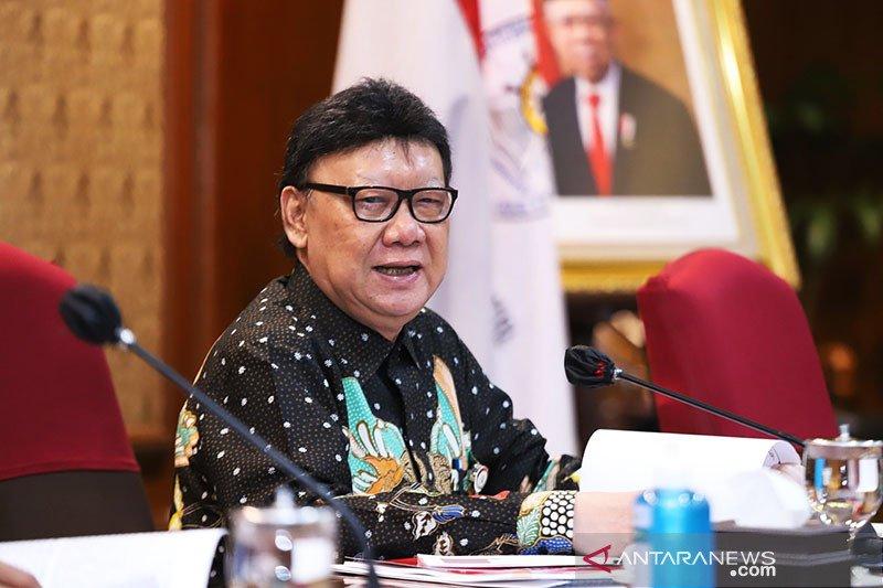 Menteri PAN-RB sebut peran Polri perlu dioptimalkan di masa pandemi