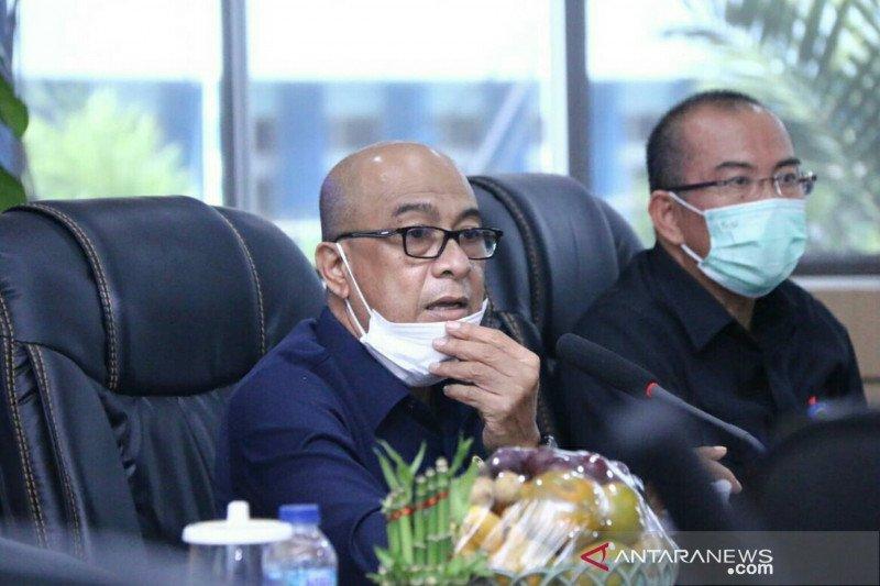 Komisi V DPR RI nilai PDAM Palembang masih butuh bantuan pusat