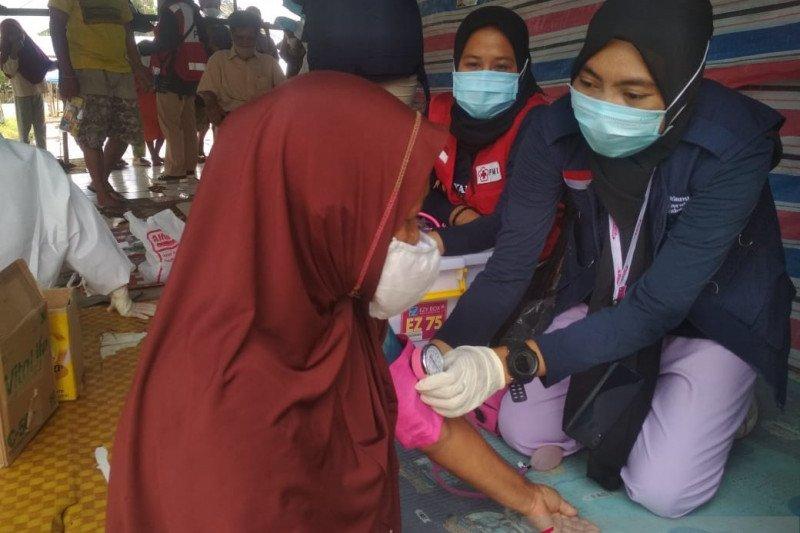 136.957 penyintas bencana gempa Sulbar terima manfaat dari PMI