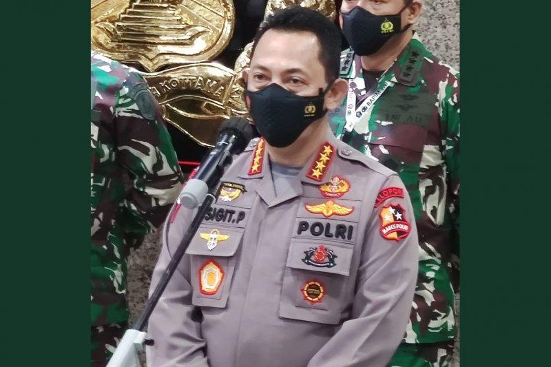 Kapolri instruksikan jajaran usut tuntas kasus mafia tanah