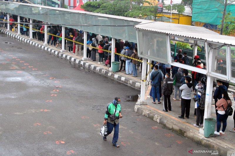 Penyesuaian jadwal operasional KRL Commuter Line
