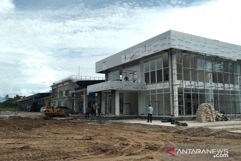 Komisi V DPR soroti sempitnya jalan masuk ke Terminal Anak Air Padang