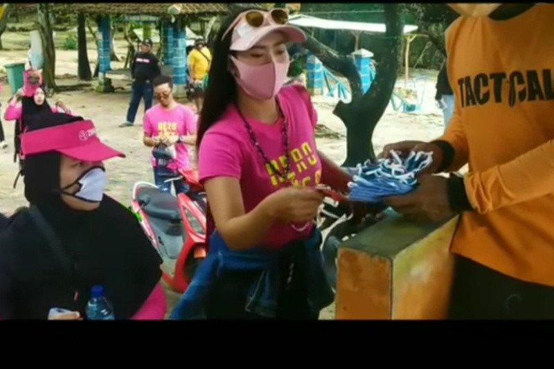 Libur Imlek, 21.984 wisatawan berkunjung ke Gunung Kidul