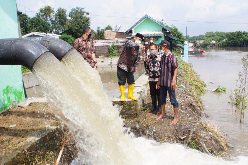 Kemarin, Sidoarjo terendam banjir hingga kasus COVID-19 bertambah