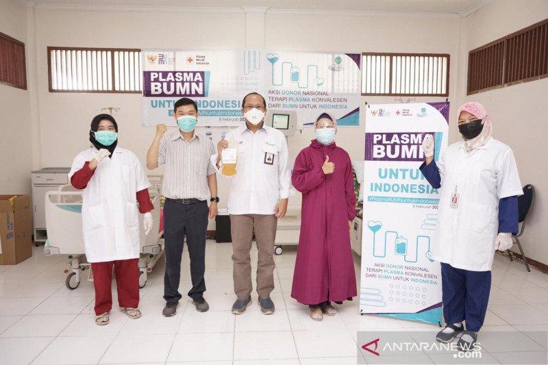 Satgas BUMN Kalbar kembali laksanakan donor plasma konvalesen