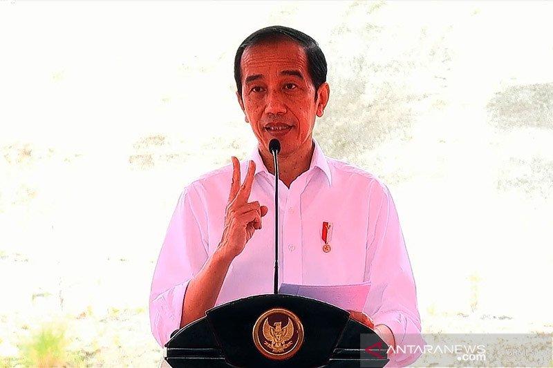 Presiden Jokowi perkenalkan Direksi LPI, Ridha Wirakusumah jadi Dirut