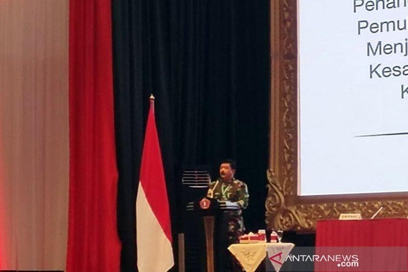 Panglima sebut COVID-19 momentum tinjau kemampuan Nubika TNI