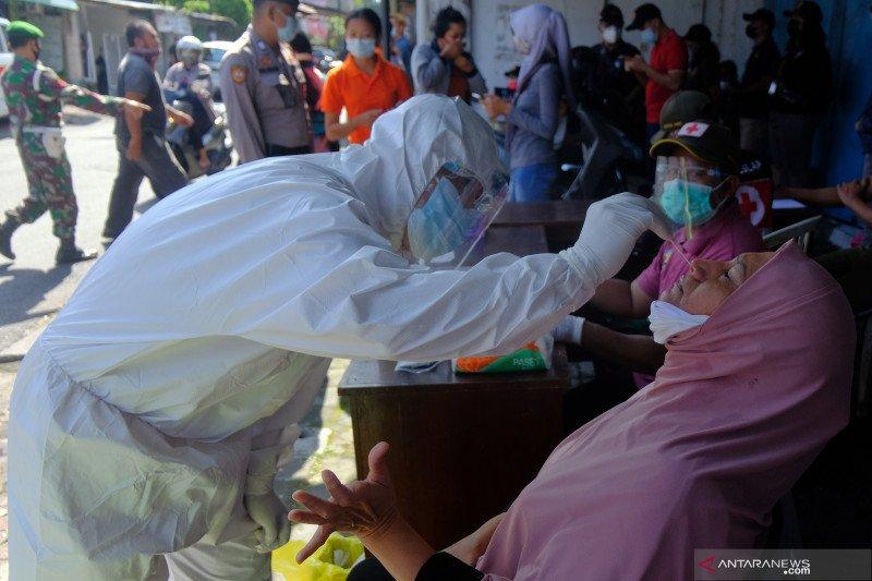 Sanksi tes cepat antigen bagi pelanggar protokol kesehatan