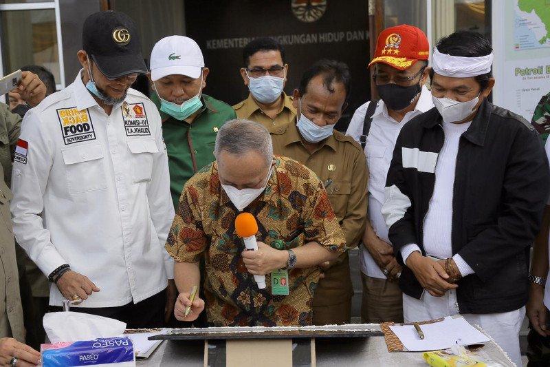 Pemerintah Aceh sambut baik pemindahan kantor TNGL