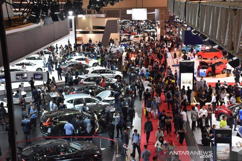 Penjualan mobil Januari 2021 teruskan tren di atas 50 ribu unit