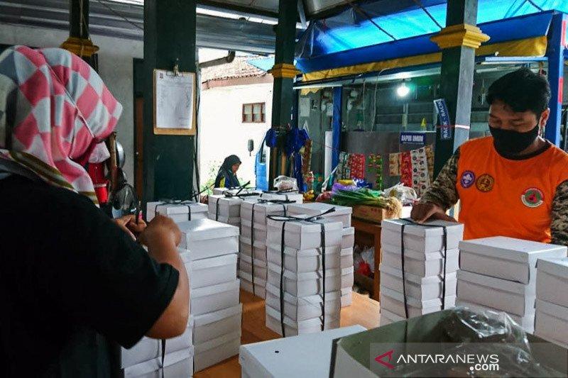 Dinsos Yogyakarta pastikan logistik isolasi mandiri penuhi aturan gizi