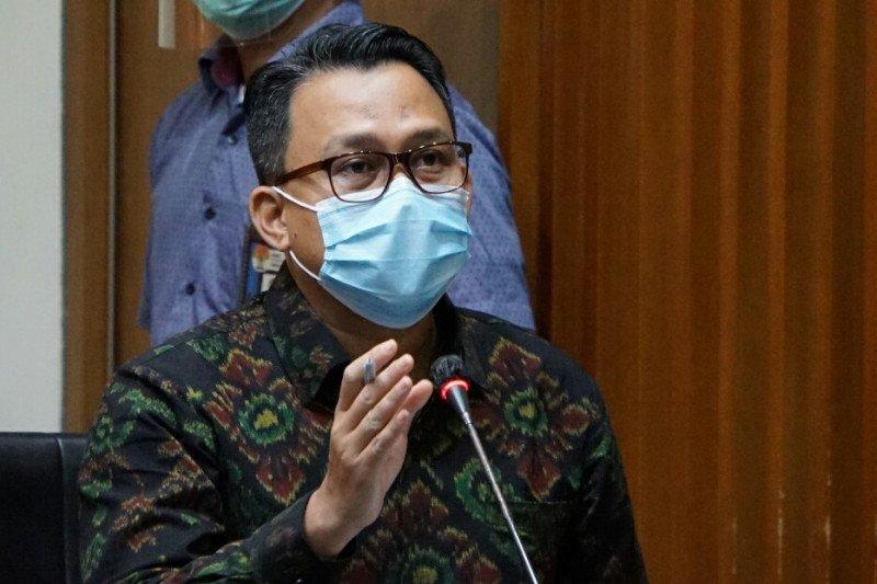 Mantan Plt Kadis PUPR Muara Enim dieksekusi ke Rutan Palembang