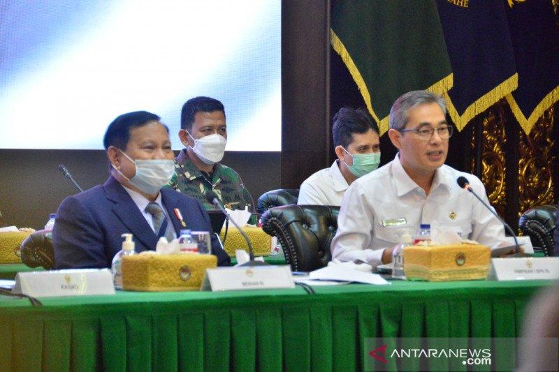 Menhan harapkan laporan keuangan Kemhan/TNI peroleh predikat WTP