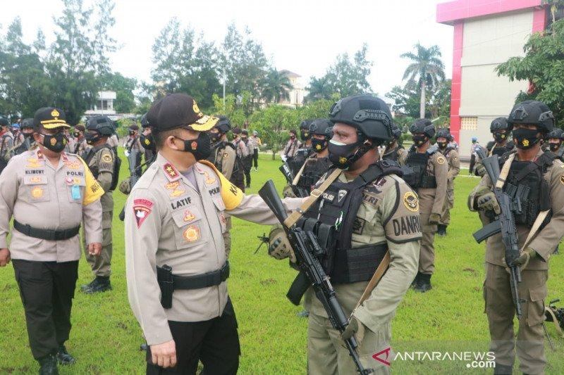Atasi kelompok bersenjata, Polda NTT kirim 100 personel ke Papua