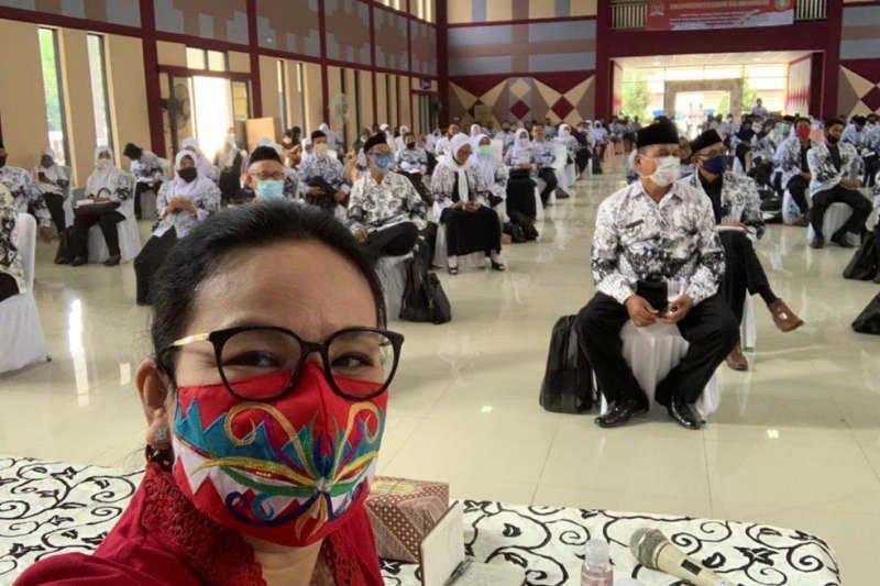 Agustina Wilujeng: SKB soal seragam sekolah beri kepastian hukum