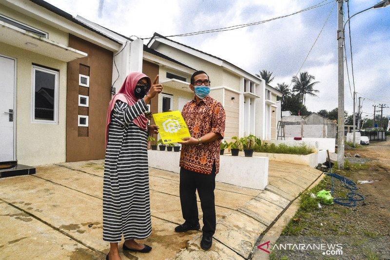 Menteri PUPR targetkan 30.000 rumah nonsubsidi dapat insentif PPN