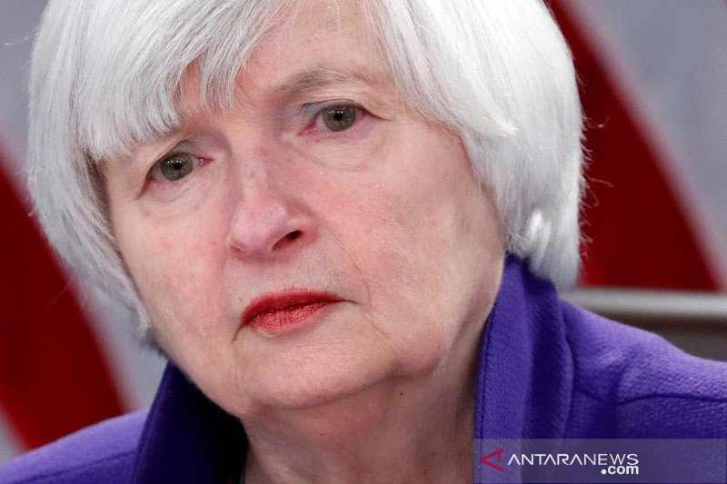 Menteri keuangan AS janji tingkatkan kerja sama transatlantik