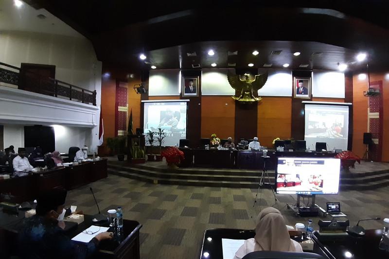 Ormas Islam datangi DPRD Sumbar terkait SKB tiga menteri
