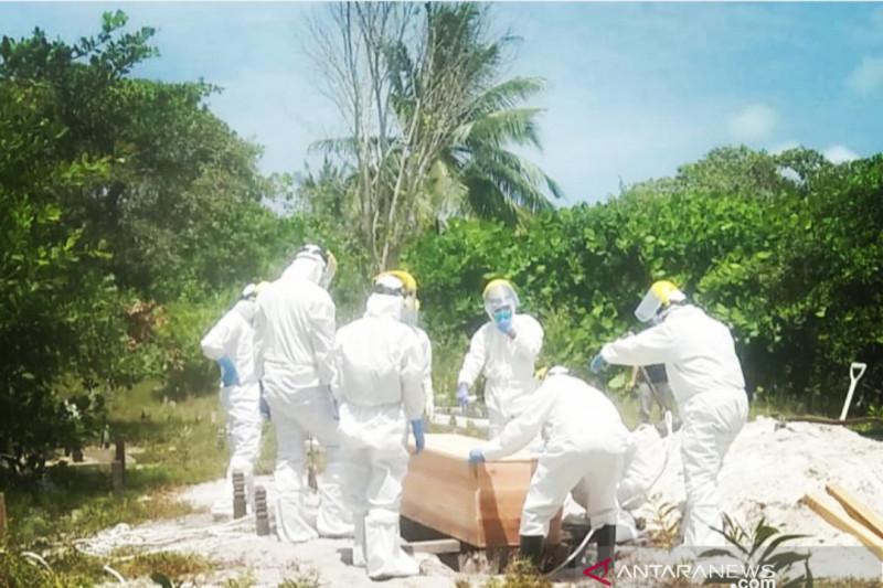 Bertambah 39, positif COVID-19 di Kepulauan Riau capai 1.777 kasus
