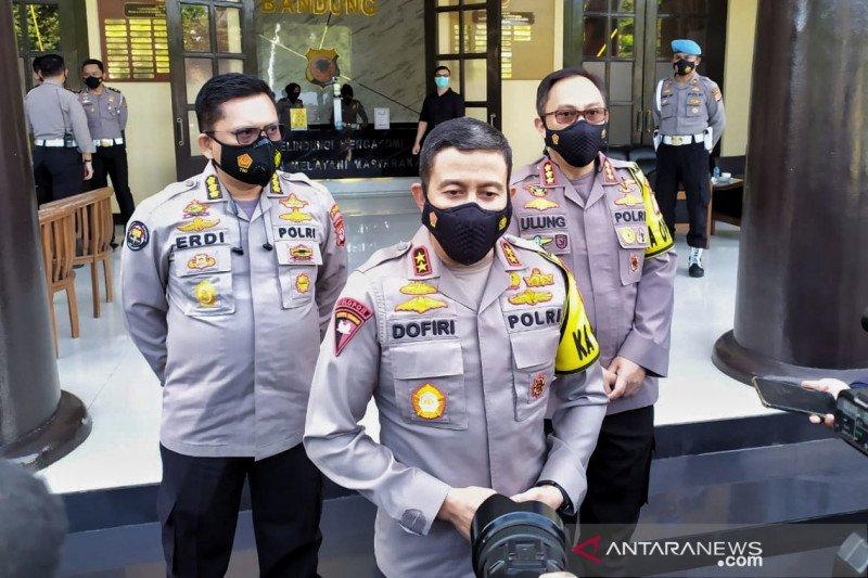 Kapolda Jawa Barat copot Kapolsek Astanaanyar diduga konsumsi narkoba