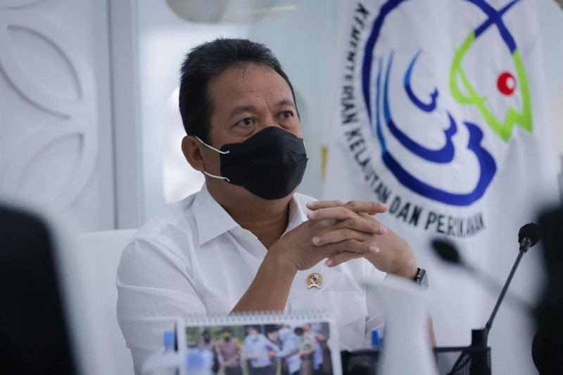 Menteri Trenggono: KKP fokus kembangkan 4 pelabuhan perikanan Banten