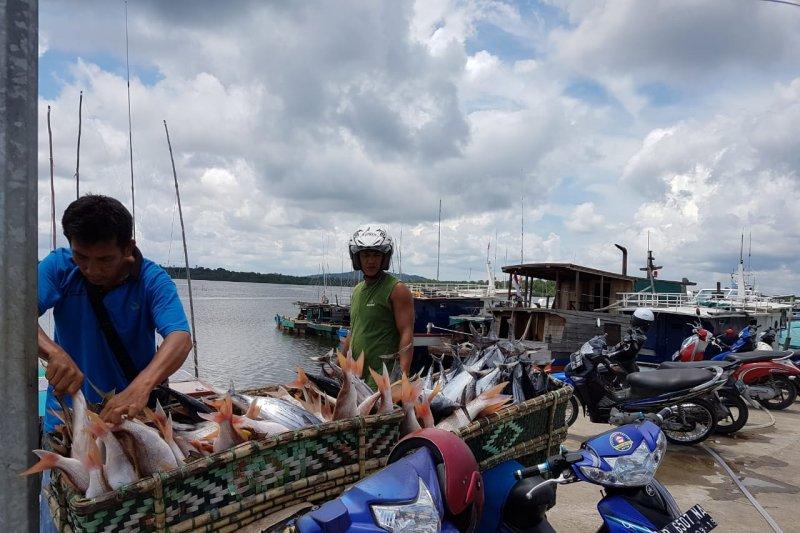 Nelayan Natuna tolak legalisasi cantrang