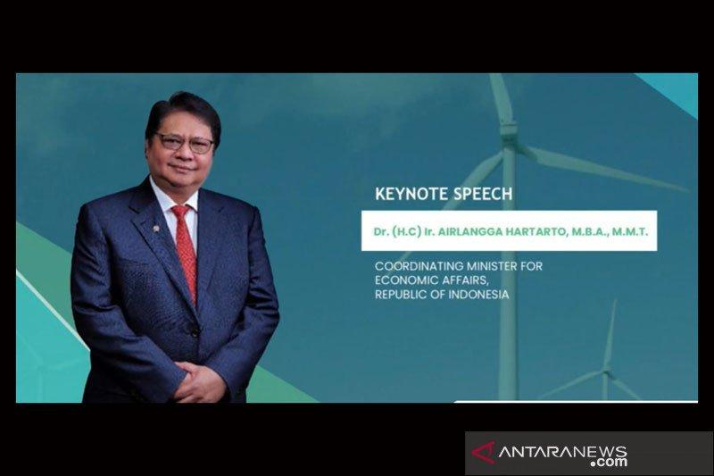 Menko Airlangga: Ketahanan energi dukung pembangunan berkelanjutan
