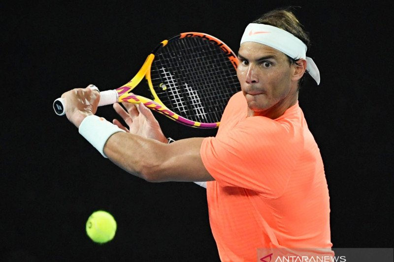 Nadal atasi cedera punggung jelang Monte Carlo Masters