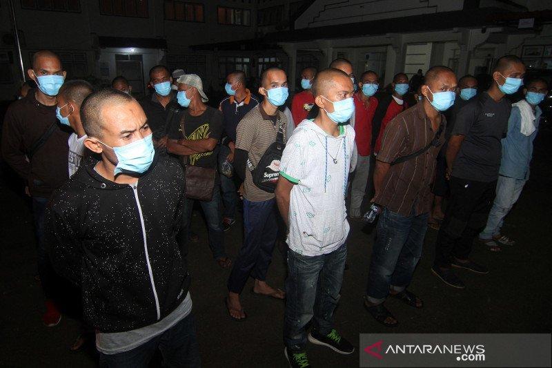 Pemerintah Malaysia deportasi 160 Pekerja Migran Indonesia