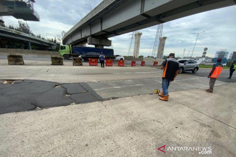 Jasa Marga kembali rekonstruksi Tol Jakarta-Cikampek