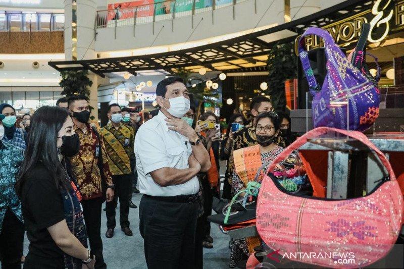 Kampanye Beli Kreatif Danau Toba Fair 2021 promosikan artisan unggulan