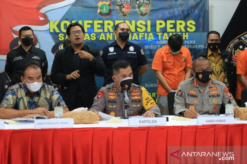 Akademisi dorong Kapolri konsisten memberantas mafia tanah