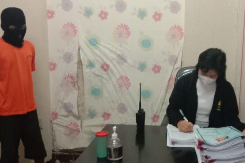 Polrestabes Medan ringkus ayah pemerkosa lima putri kandungnya