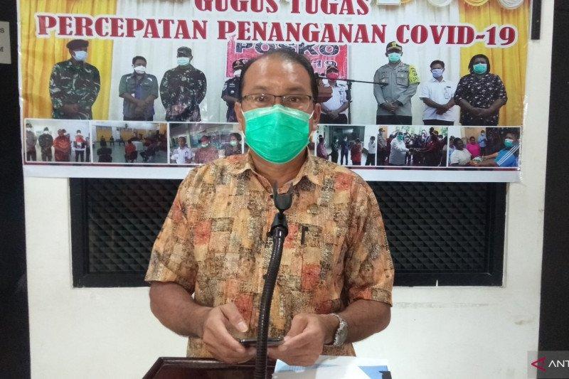 Bertambah 18, total pasien COVID-19 Kota Sorong jadi 2.709 kasus