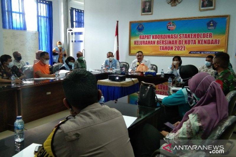 BNN bentuk empat kelurahan bebas narkoba di Kendari