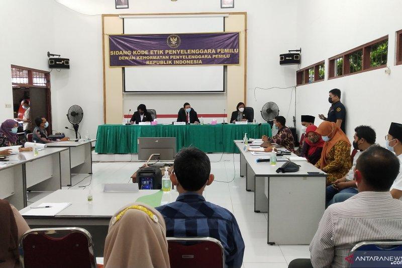 DKPP periksa anggota KPU Jember terkait surat tidak sesuai nota dinas