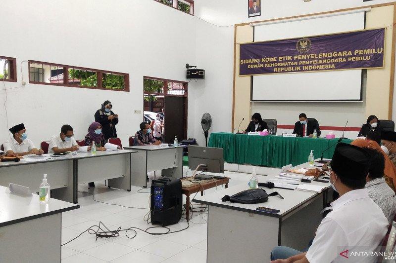 DKPP periksa Bawaslu Jember terkait penanganan pelanggaran pilkada