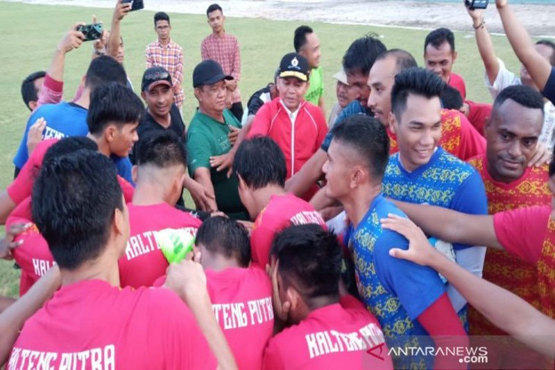 Kalteng Putra sambut baik keputusan Polri izinkan liga bergulir lagi