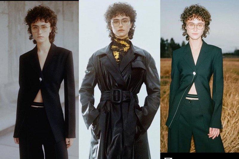 Ella Emhoff debut di New York Fashion Week