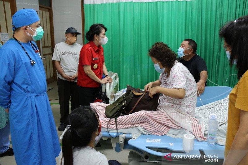 Tujuh ruko di Singkawang terbakar, satu korban meninggal, tiga luka