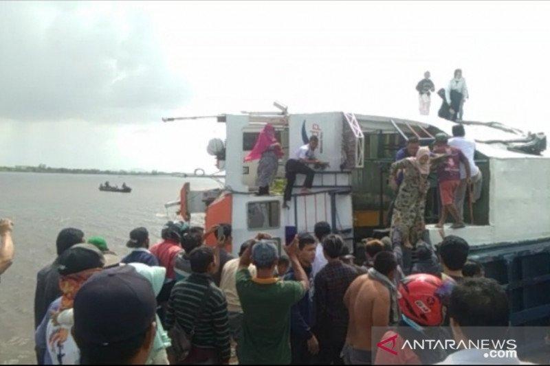 ASDP pastikan penumpang dan kru KMP Bili selamat