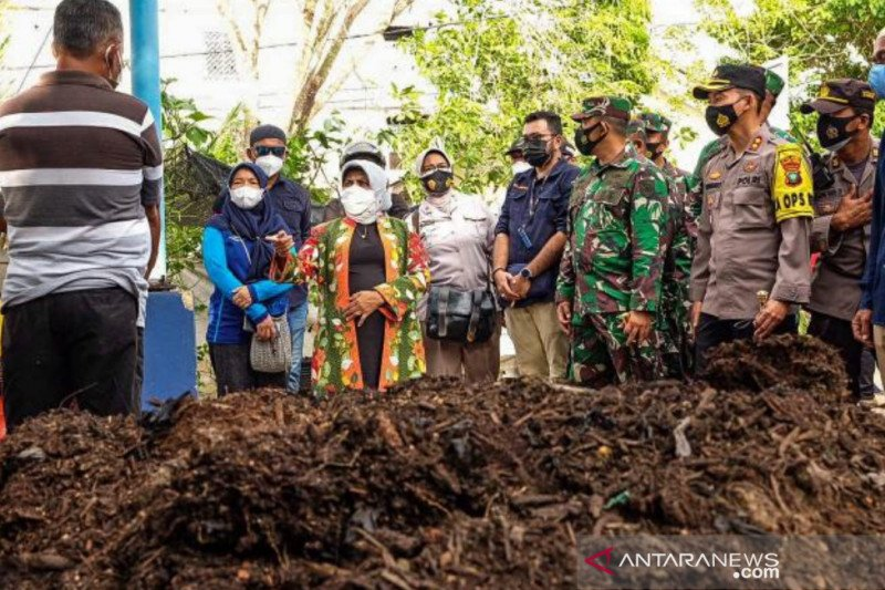Tanjungpinang bentuk lima kampung tangguh tekan penyebaran COVID-19
